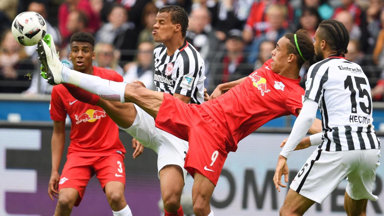 نتيجة مباراة آينتراخت فرانكفورت ولايبزيغ بتاريخ 25-01-2020 الدوري الالماني