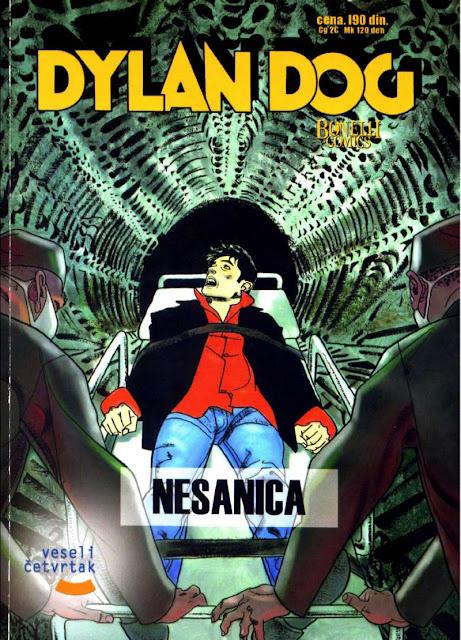 Nesanica (Veseli Cetvrtak) - Dylan Dog