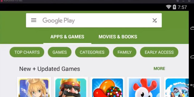 Download KOPlayer - Phần mềm giả lập Android KoPlayer trên PC c