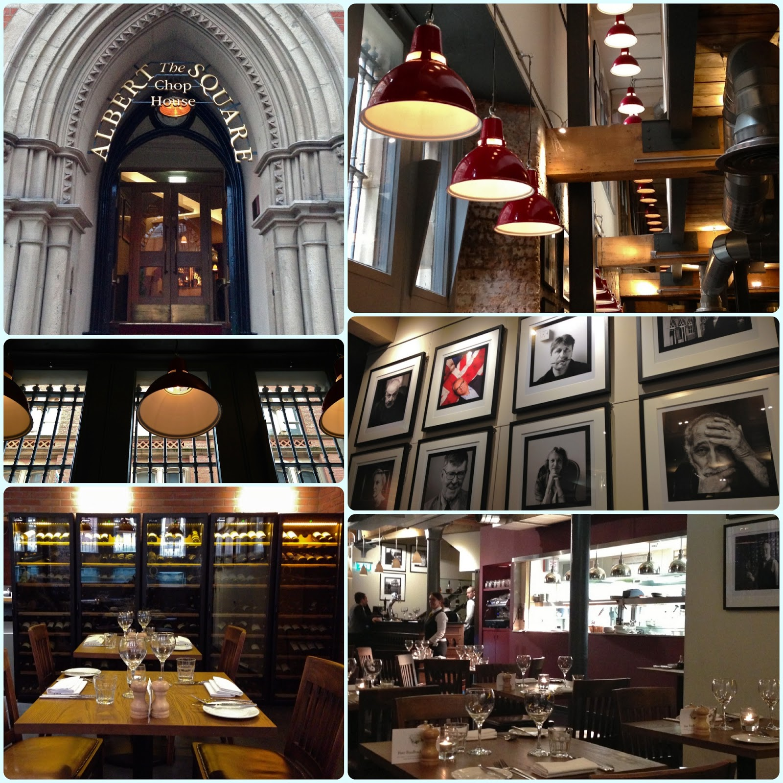 The Albert Square Chop House Manchester  Dollybakes