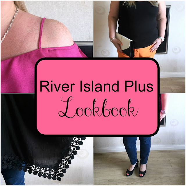 River Island Plus - Lookbook