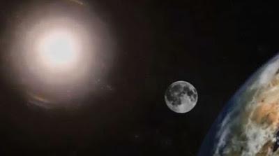 Algo inexplicável está acontecendo na Lua