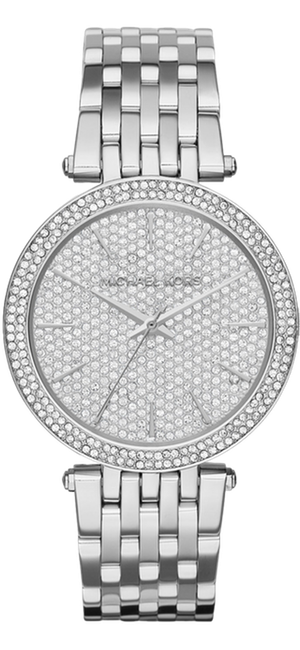 MICHAEL MICHAEL KORS Darci 42mm Pavé Crystal Watch