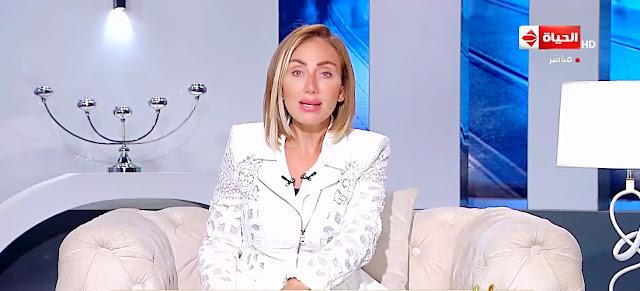 ريهام سعيد | ريهام سعيد تثير الغضب بسبب انتقاد اصحاب السمنه فى مصر - ريهام سعيد تريد شعب رشيق
