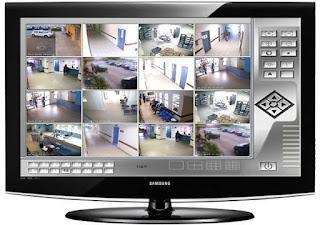 CURSO DE CFTV - CIRCUITO FECHADO DE TV