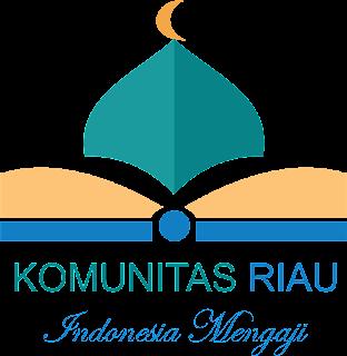 Logo Komunitas Riau Indonesia Mengaji PNG