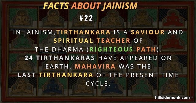 24 Tirthankaras  Jainism Origin Lord mahavira