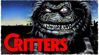 El rodaje de Critters