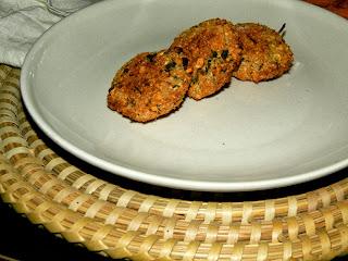 falafel al forno
