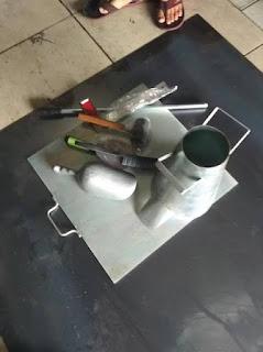 Slump Test - Alat Lab Beton - Harga Murah