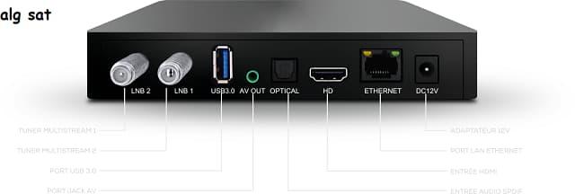 Multibox 4K Ultra HD