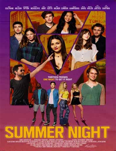 pelicula Noche de verano