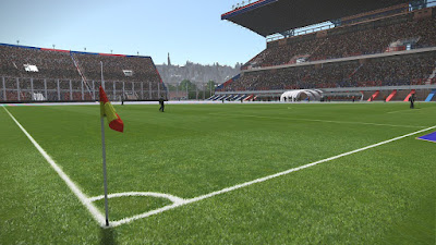 PES 2019 Stadium Pedro Bidegain by The_Pelado