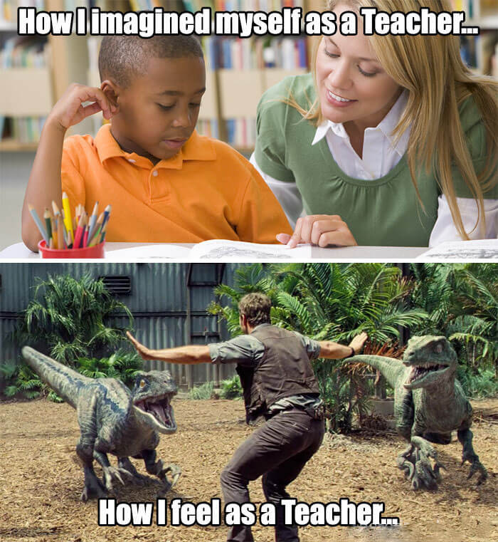 Funny Teacher Memes That Made Us Laugh More Than We Should