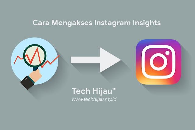Ilustrasi Instagram Insight