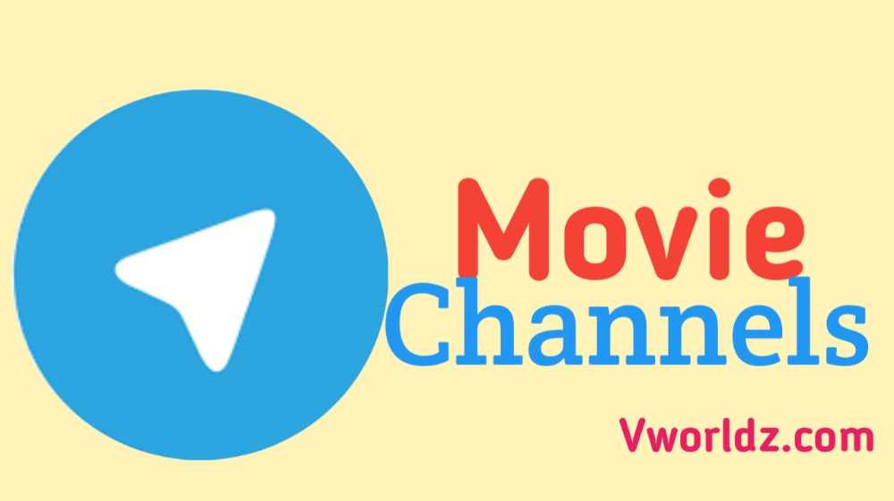 Telegram Movie Channel Collection Best Channels Join & Invite Links