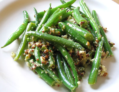 Spicy Indian Green Beans
