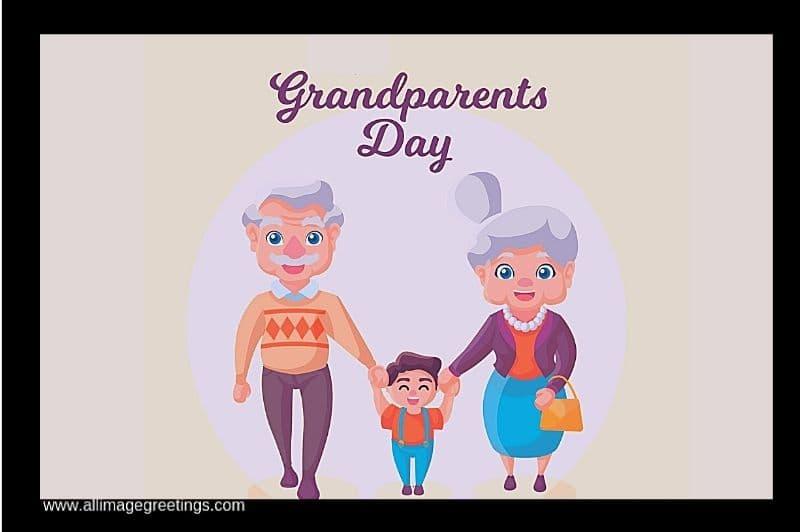 Grandparents day greetings