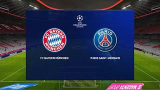 مشاهدة مباراة باريس سان جيرمان ضد بايرن ميونخ 07-04-2021 بث مباشر في دوري أبطال أوروبا