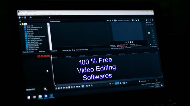 About Best Free Video Editing Software For Windows And MacOS Computer In Hindi, best free video editing software, 100 % free video editing software