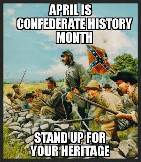 Invitation to Confederate Memorial Day 2018