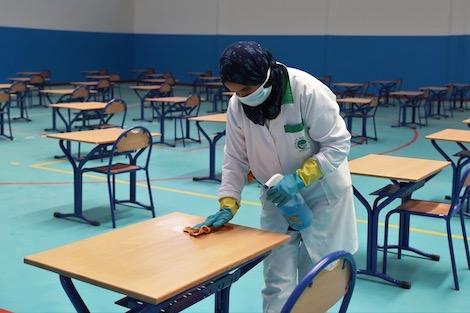 """نقابات تعليمية تحذر من تحول """"امتحانات الباك"""" إلى """"بؤر مهنية"""""""