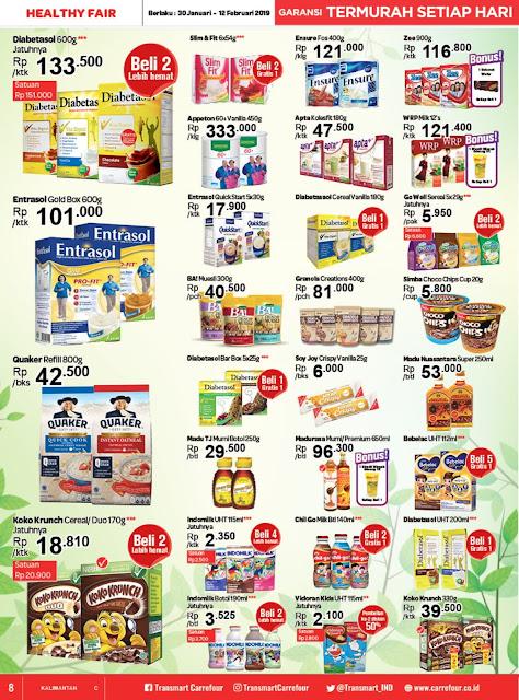 Katalog Promo Transmart Carrefour Kalimantan Edisi 30 Januari Sampai 12 Februari 2019