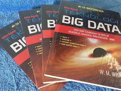 "buku ""Teknologi Big Data"" (hard copy) edisi Revisi"