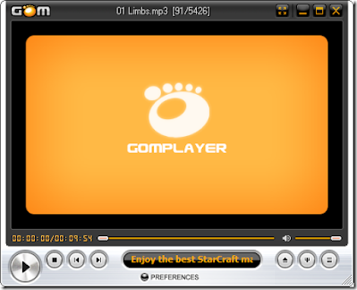 5) برنامج Gom Media Player