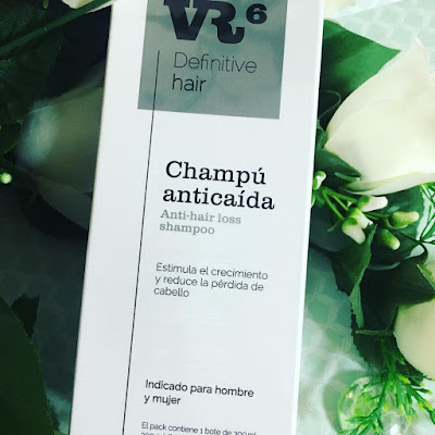 champú anticaída vr6 definitive hair,