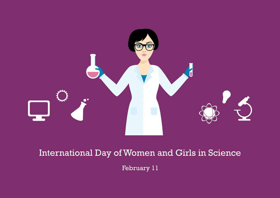 International Day of Women and Girls in Science Wishes