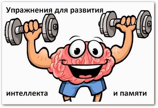 видео онлайн Упражнения для развития интеллекта и памяти