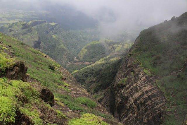 HARISHCHANDRAGAD FORT, VALLEY OF HARISHCHANDRAGAD