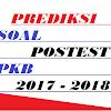 Soal Postest pkb dan Kunci Jawaban