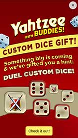 Duel Dice Don T Know They Just Eared Tonight 11 24 2017 Sometimes Give You Some And A Hint That Something Might Be Coming