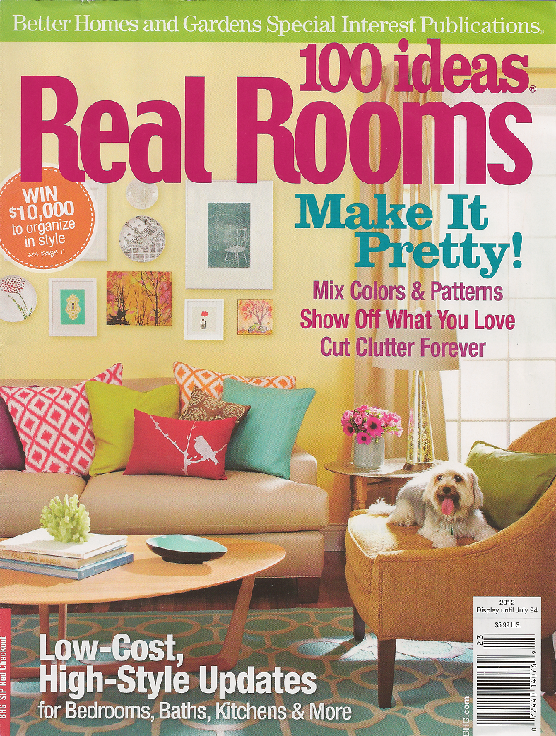 Better Homes And Gardens 100 Ideas Real Rooms