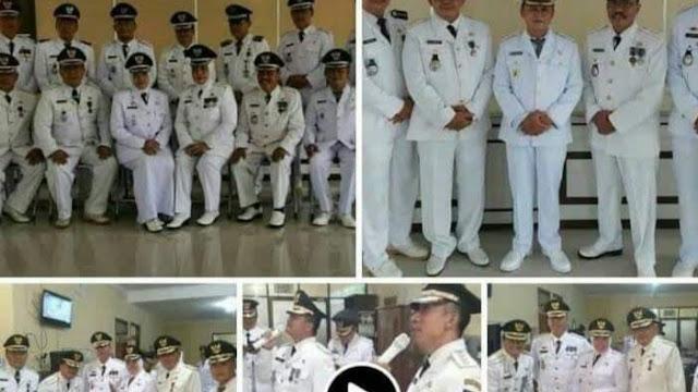 Viral Diduga Sejumlah Camat di Kabupaten Tegal Langgar Prokes