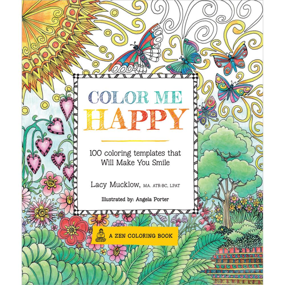 Color Me Happy by Lacy Mucklow and Angela Porter, for sale at Art by Jenny online shop