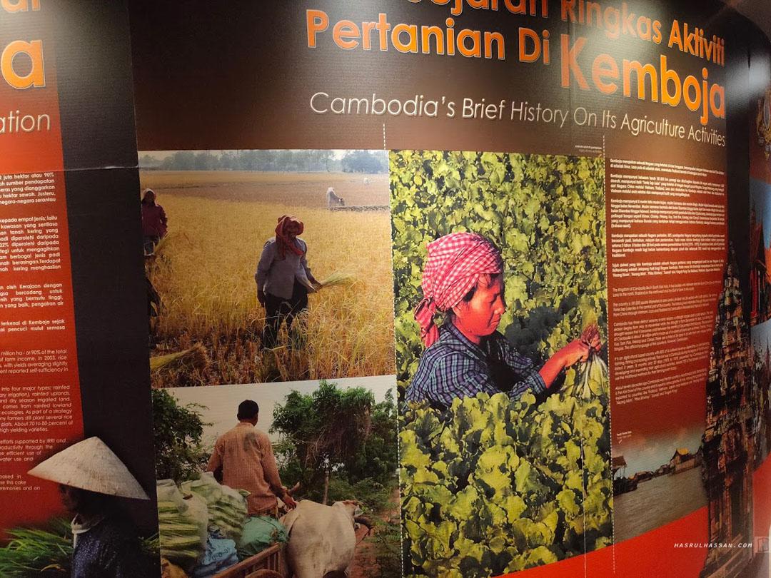 Muzium Padi Gunung Keriang, Alor Setar