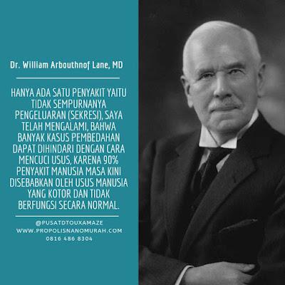 Dr. William Arbouthnof Lane, MD