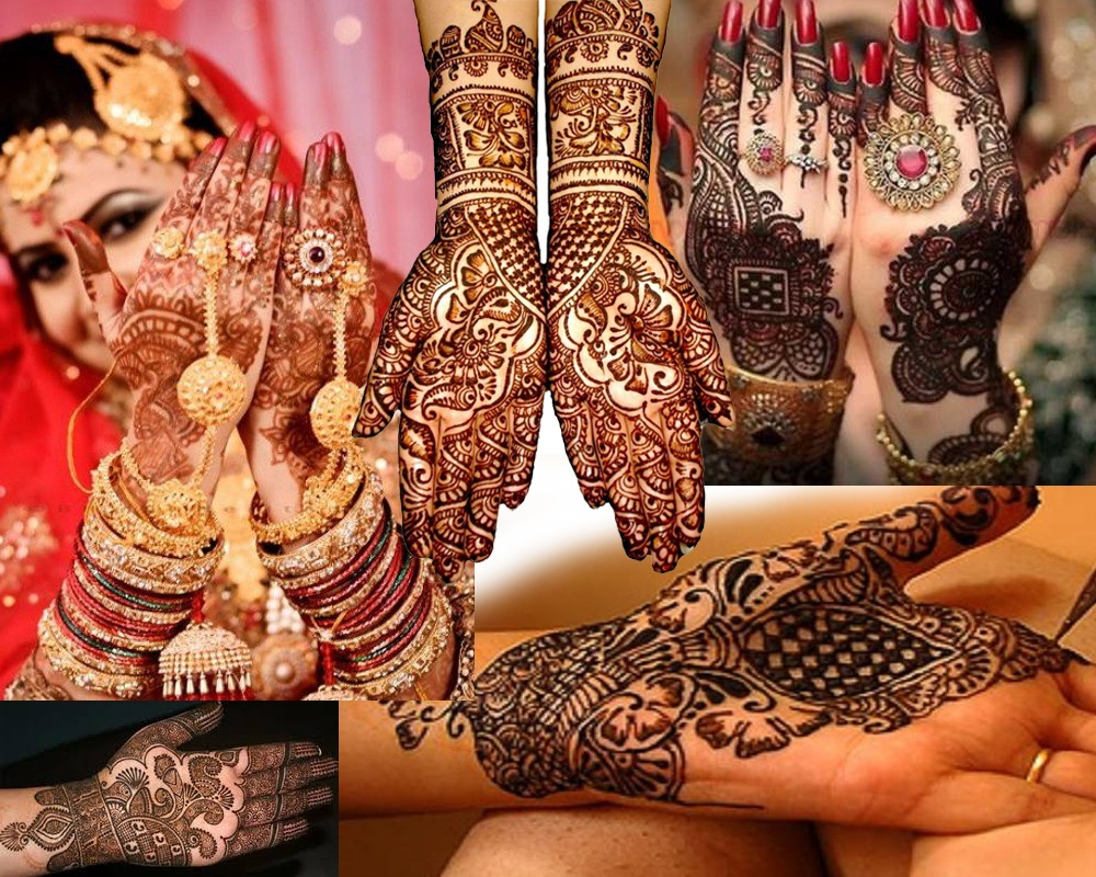 Bengali Wedding Mehndi