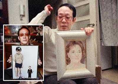 Obras artísticas de Issei Sagawa.