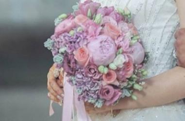 Buqet pengantin+ bunga tangan pengantin