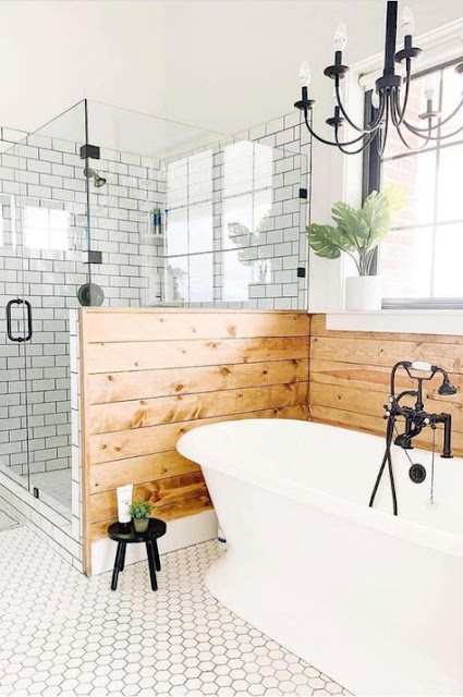 Design of Small and Modern Bathrooms
