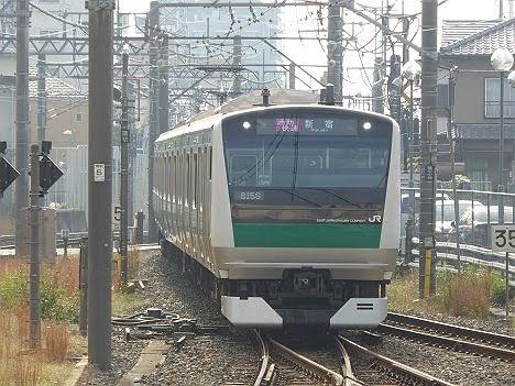 【ダイヤ改正で消滅寸前!】埼京線 通勤快速 新宿行き