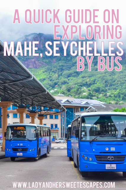 How to explore mahe island by bus for pinterest