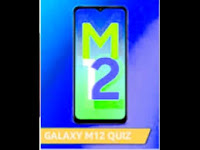 Amazon Samsung Galaxy M12 Quiz Answers 04-Mar-2021