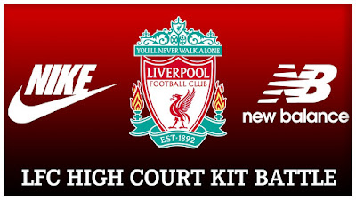 Liverpool Set For Nike Deal After Winning New Balance Case