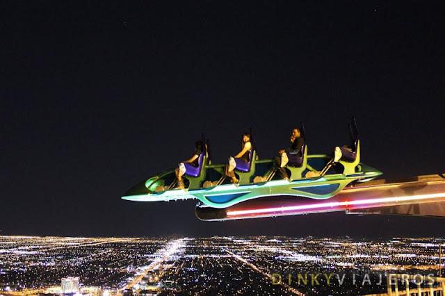 X-Scream del Stratosphere Las Vegas