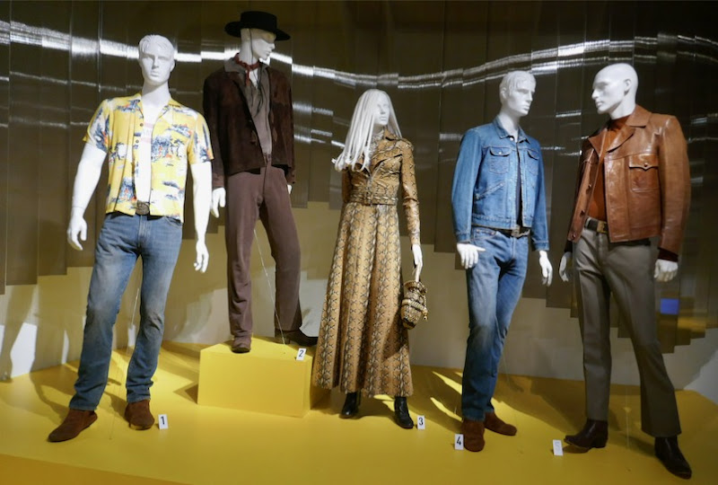 Once Upon a Time in Hollywood movie costumes